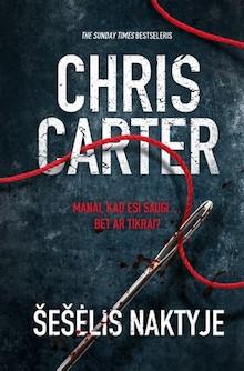 Chris Carter – Šešėlis naktyje