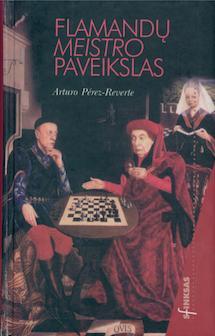 Arturo Pérez-Reverte – Flamandų meistro paveikslas